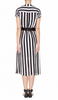ALICE AND OLIVIA - Adi Silk Dress - Designer Dress hire