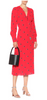 McQ ALEXANDER MCQUEEN - Scarlet Swallow Dress - Designer Dress hire