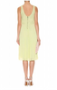 ALICE AND OLIVIA - Penny Pleated Dress - Designer Dress hire