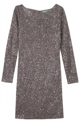 Hire Alice_and_Olivia_Nala_Sequined_Knit_Dress