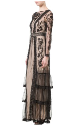 ALICE BY TEMPERLEY - Botanical Gown - Designer Dress hire