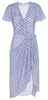 ALTUZARRA - Ruffle Cherry Dress - Designer Dress hire
