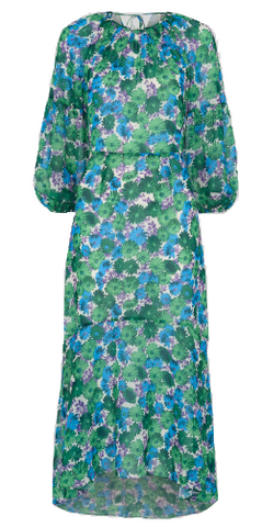 WHISTLES - Alva Zinnia Floral Dress - Designer Dress hire