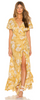 PRIVACY PLEASE - Creme Kimono Dress - Designer Dress hire
