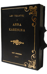 By M. - Anna Karenina Clutch - Designer Dress Hire