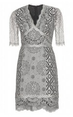ANNA SUI - Lace Overlay Dress - Rent Designer Dresses at Girl Meets Dress