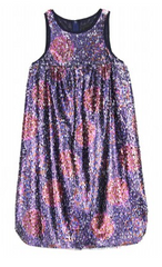 ANNA SUI - Klimt Sequined Dress - Rent Designer Dresses at Girl Meets Dress