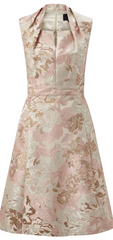 ARIELLA - Rose Jacquard Dress Jacket Set - Designer Dress Hire