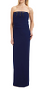 ARIELLA - Olympia Detachable Cape Gown - Designer Dress hire