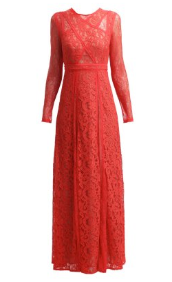 BCBGMAXAZRIA - Bright Poppy Gown - Designer Dress hire