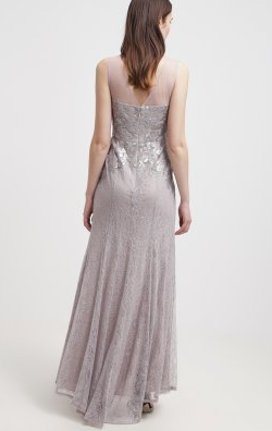 BCBGMAXAZRIA - Gullgrey Gown - Designer Dress hire