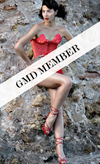 BECOME A GMD MEMBER - MEMBERSHIP - Designer Dress hire