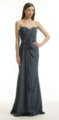 BADGLEY MISCHKA - Bow Waist Gown - Rent Designer Dresses at Girl Meets Dress