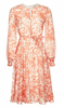 BURBERRY LONDON - Carlyss White Dress - Designer Dress hire