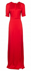 BEULAH - Red Painted Lady - Rent Designer Dresses at Girl Meets Dress