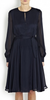 BEULAH - Sabitri Dress Navy - Designer Dress hire