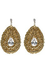 BLAGUETTE - Isis Earrings - Designer Dress hire