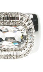 BLAGUETTE - Emerald Cut Cuff - Designer Dress hire
