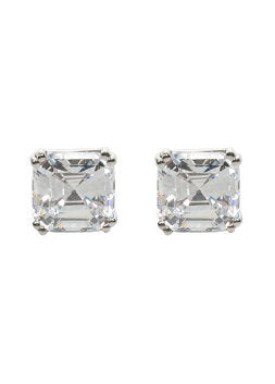 BLAGUETTE - Asscher Studs - Designer Dress hire