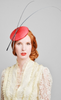 Rachel Black Millinery - Sparkle - Designer Dress hire