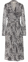 BURBERRY LONDON - Salma Silk Wrap Dress - Designer Dress Hire