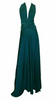 HALSTON HERITAGE - Satin Cocktail Dress - Designer Dress hire