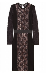 BY MALENE BIRGER - Olisio Lace Dress - Rent Designer Dresses at Girl Meets Dress