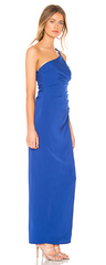 BY THE WAY - Norah Ruched Maxi Dress - Designer Dress Hire