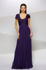 RALPH LAUREN - Dellah Green Evening Gown - Designer Dress hire