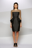 NEEDLE & THREAD - Tiered Anglais Cocktail Dress - Designer Dress hire