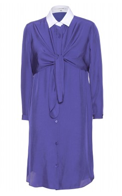Hire Carven_Knotted_Shirt_Dress