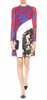 CARVEN - Lace Mix Dress - Designer Dress hire