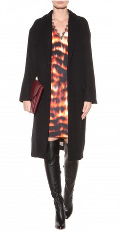 ROBERTO CAVALLI - Firestorm Printed Dress - Designer Dress hire