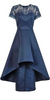 DRESSES BY LARA - Cora Gown Blue - Designer Dress hire