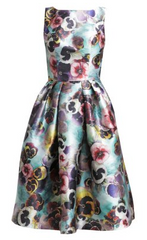 CHI CHI LONDON - Alyssa Pansy Dress - Designer Dress Hire