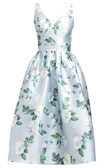 CHI CHI LONDON - Jemma Floral Dress - Designer Dress Hire