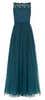 ASTLEY CLARKE - Malachite Slice Stilla Necklace - Designer Dress hire