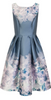 CHI CHI LONDON - Karlene Floral Dress - Designer Dress hire
