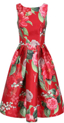 CHI CHI LONDON - Yuliana Floral Dress - Rent Designer Dresses at Girl Meets Dress