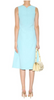 CHRISTOPHER KANE - Turquoise Heart Crochet Dress - Designer Dress hire