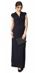 CRAVE MATERNITY - Knot Maternity Dress - Designer Dress Hire