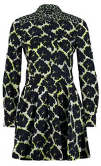 DKNY - Midnight Print Dress - Designer Dress Hire
