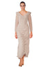 MAIDS TO MEASURE - Multi Maid Dove Grey - Designer Dress hire