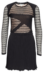 DAGMAR - Elisa Mini Dress - Designer Dress Hire