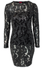 PROENZA SCHOULER - Embroidered Shift Dress - Designer Dress hire