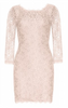 ELISE RYAN - Eyelash Lace Dress - Designer Dress hire