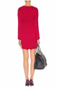 DIANE VON FURSTENBERG - Dress with Draping - Designer Dress hire