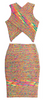 MARY KATRANTZOU - Poppies Printed Dress - Designer Dress hire