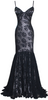 CARVEN - Lace Mix Print Dress - Designer Dress hire
