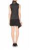 DOLCE & GABBANA - Mini Dress with Trim - Designer Dress hire